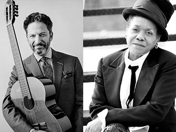 John Pizzarelli and Catherine Russell Bring Sinatra/Holiday Tribute to Two NJ Venues