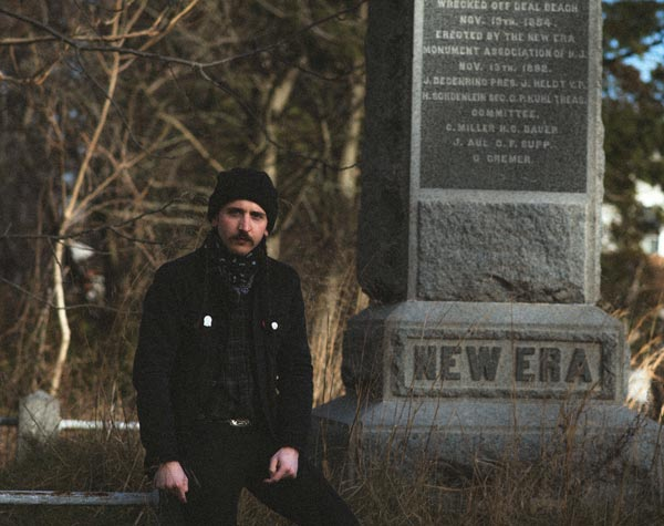"Jonathan Francis Releases Cover Of ""Lungs"" By Townes Van Zandt"