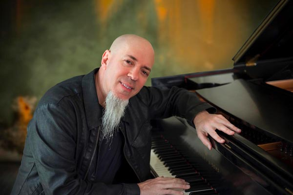 SOPAC Presents Jordan Rudess of Dream Theater On May 15th