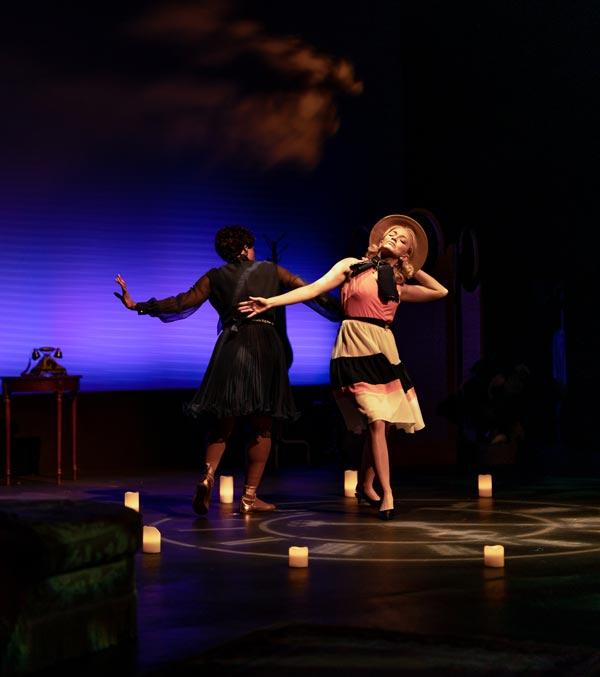 "Bickford Theatre Presents ""Josie and Grace"""