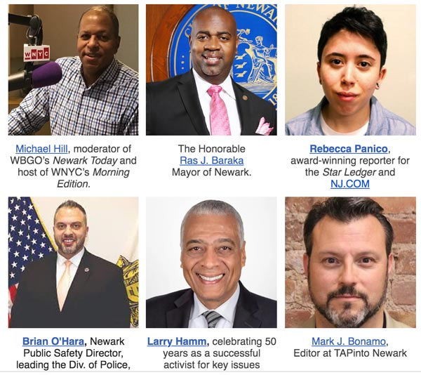 """WBGO-FM and NJ-SPJ Present: Special Live Edition of """"Newark Today"""" On Thursday"""