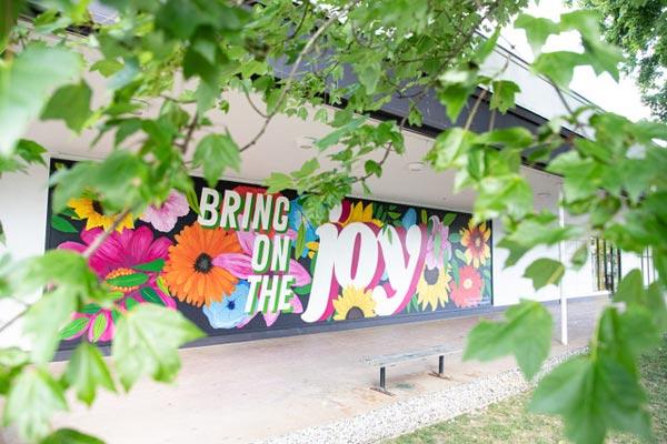 Princeton Holds Mural Dedication Concert On July 29th
