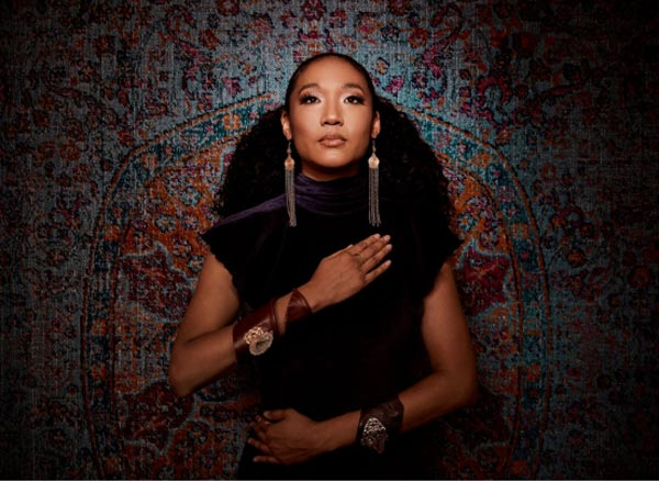 Judith Hill Brings Her Soul-Funk-Rock Sound to Kean's Outdoor Stage on July 31st