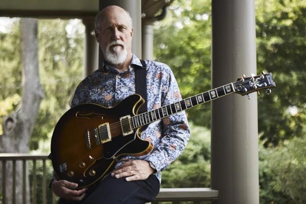 Kean Stage Presents The John Scofield Trio on July 17th
