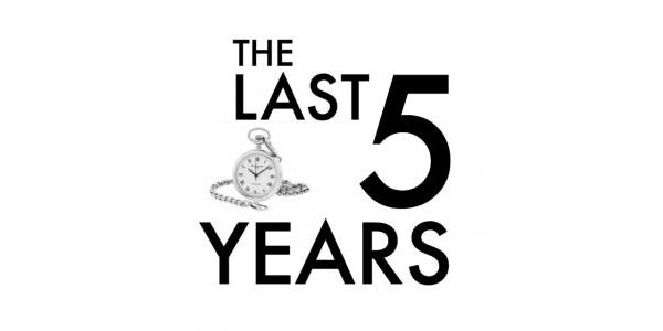 """Music Mountain Theatre Presents """"The Last 5 Years"""""""