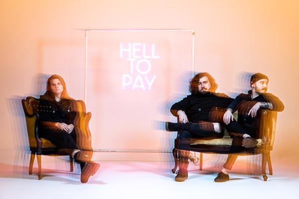 """Latewaves Releases """"Hell To Pay"""" Album via Know Hope Records"""
