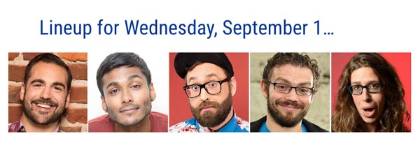 SOPAC Hosts Laughs in the Loft on September 1st
