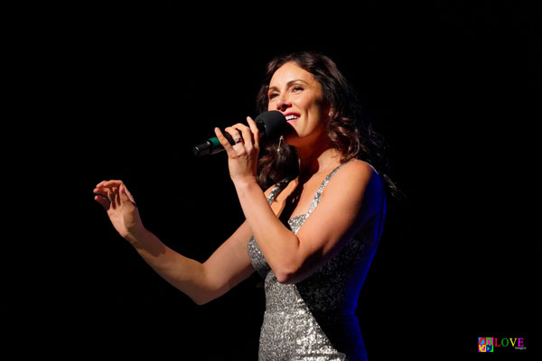"""""""A Labor of Love"""" Laura Benanti and Friends LIVE! at OSPAC"""