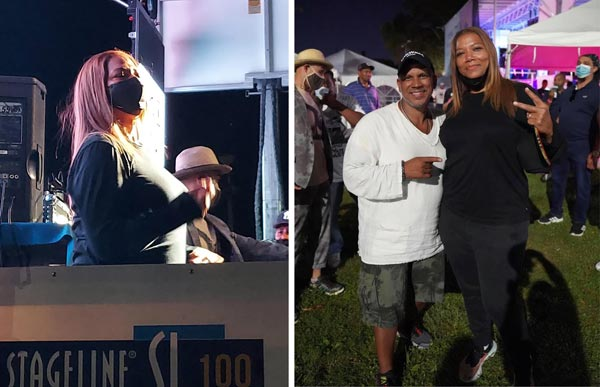"""Queen Latifah Among Those At """"The Soul of Lincoln Park"""""""