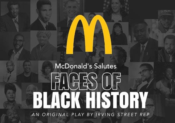 MPAC Performing Arts School presents McDonald's Salutes Faces of Black History On February 25