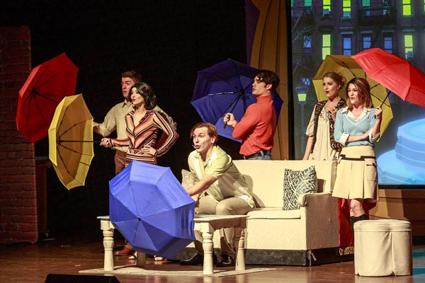 """MPAC Presents """"Friends: The Musical Parody"""" on November 9th"""