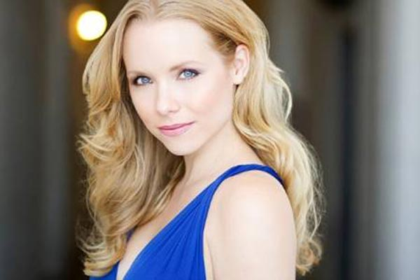 Wharton Institute for the Performing Arts Presents An Online Master Class with Broadway Star Marissa McGowan On January 22