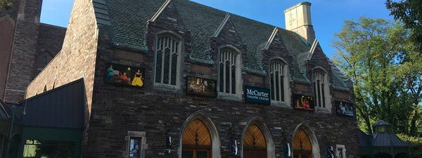McCarter Theater Announces Fall Reopening and Lineup