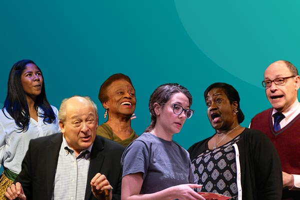 McCarter Theatre Center to participate in Healing Voices: Caregiver Stories on May 7
