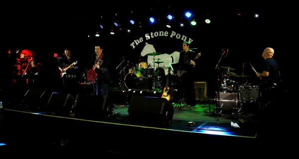 Michael Patrick Talks About His Live From The Stone Pony album