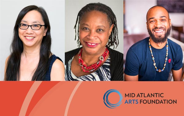 Mid Atlantic Arts Welcomes New Board Members and Announces Officers for 2021-2022