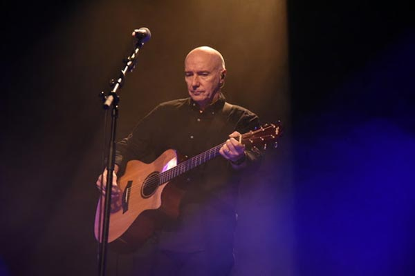 Midge Ure Tour Includes Shows in Philly, NYC, and Bordentown