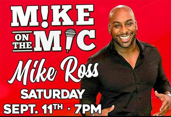 NBPAC Presents Mike On The Mic! on September 11th
