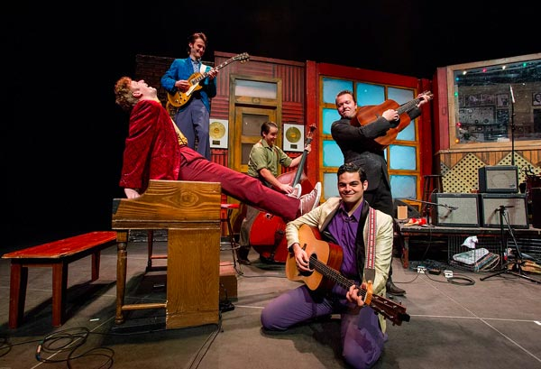 """""""Million Dollar Quartet"""" Comes To State Theatre On November 2nd"""