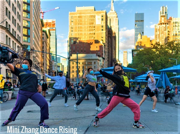 Dance Rising NYC Announces Hyper-Local Dance Outs On June 10 & June 12