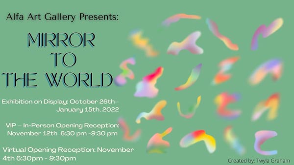 "Alfa Art Gallery Presents ""Mirror To The World"" Exhibition"