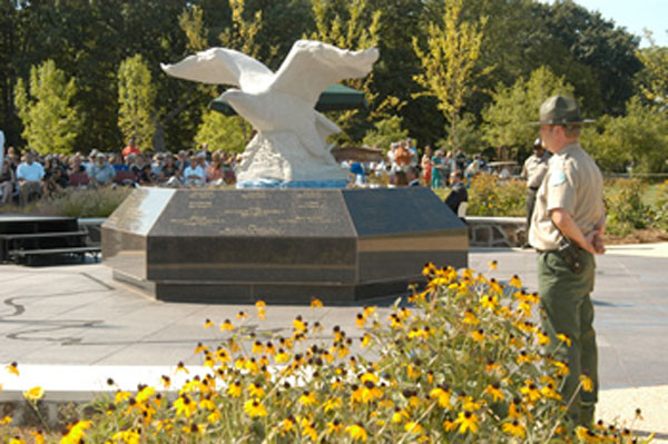 Monmouth County Commissioners hosted 20th anniversary 9/11 Memorial Ceremony