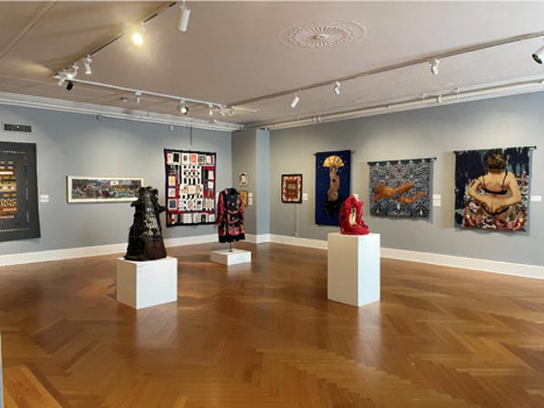 """Morris Museum presents """"The Social Fabric: Black Artistry in Fiber Arts, An Exhibition in Homage to Viki Craig"""""""