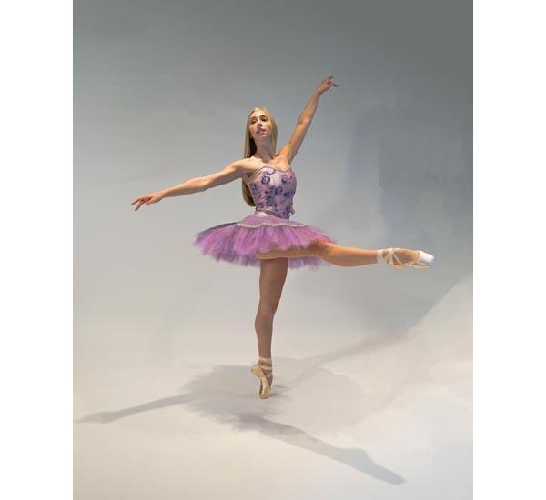 Brooke Katsafados, New Jersey Dance Theatre Ensemble Dancer, To Receive Governor