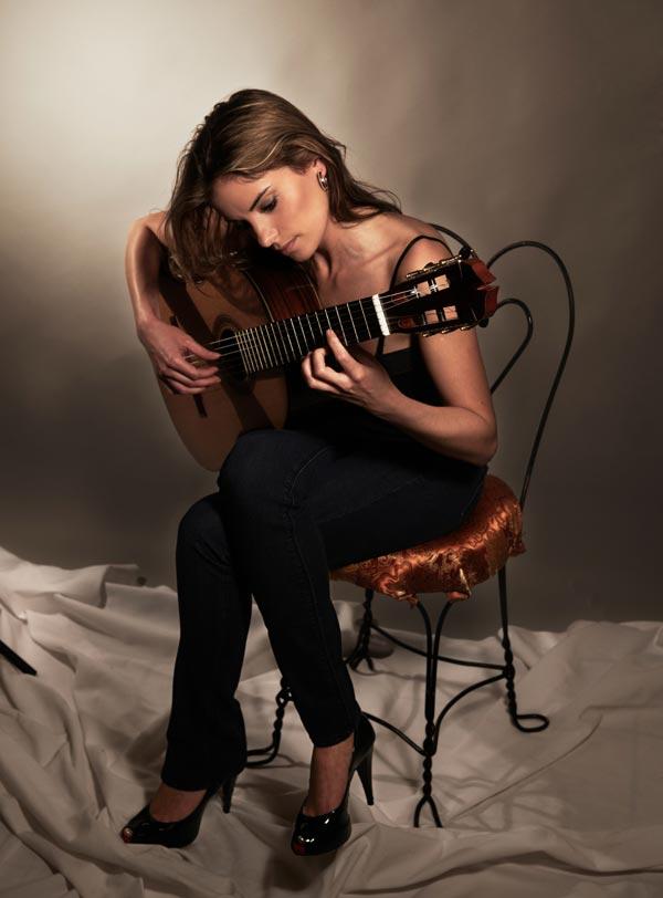 Virtuoso guitarist Ana Vidovic to perform Rodrigo's Concierto de Aranjuez with New Jersey Festival Orchestra