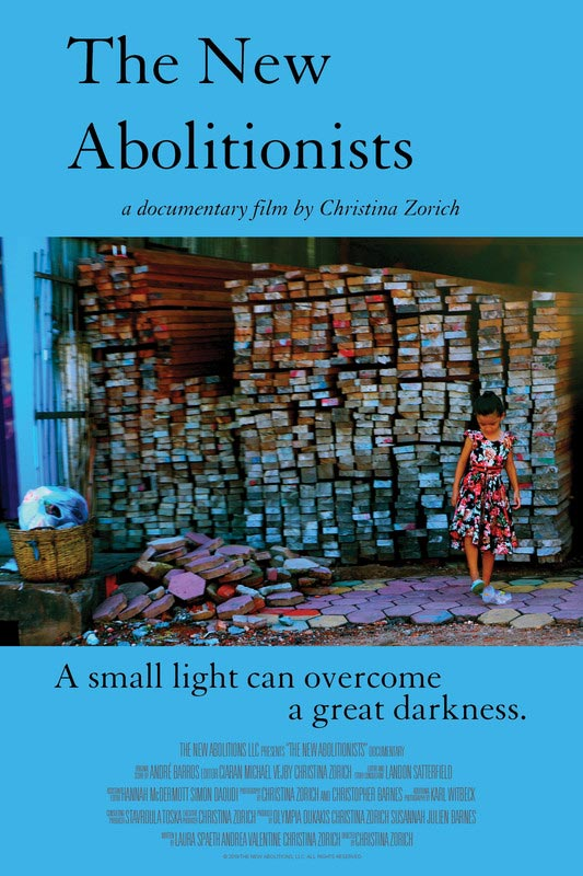 The New Abolitionists Screens Tomorrow at the New Jersey Film Festival