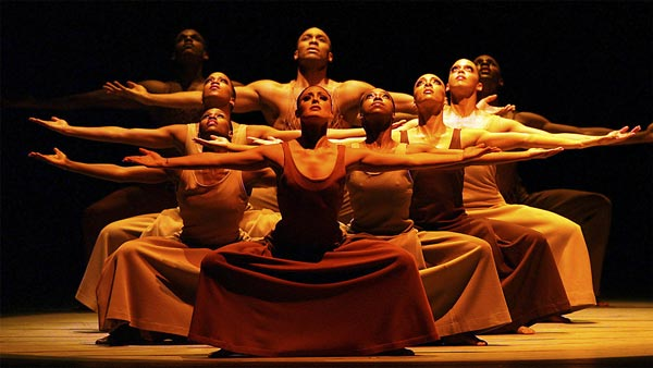 NJPAC Presents Screenings Of Dance Film by Alvin Ailey American Dance Theater For Mother
