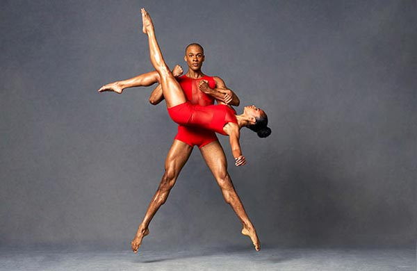 Alvin Ailey American Dance Theater To Perform At NJPAC In May 2022