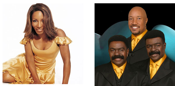 NJPAC Presents Stephanie Mills and The Whispers On January 15