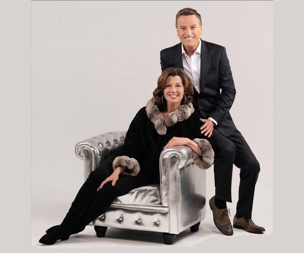 Amy Grant and Michael W. Smith Bring Iconic Christmas Tour To NJPAC