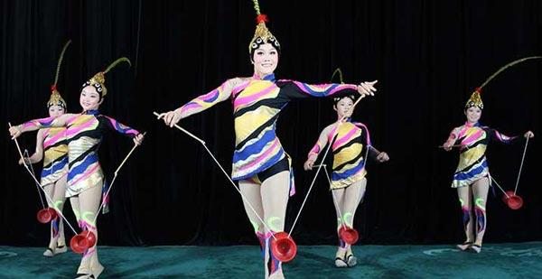 NJPAC Presents Peking Acrobats on March 12th
