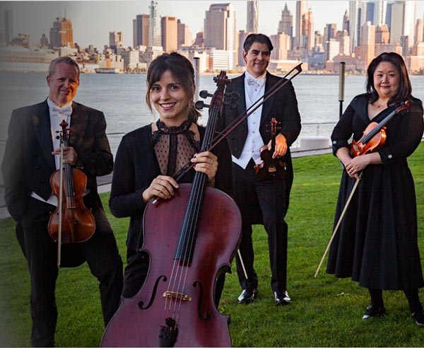 NJSO and DreamPlay Films present NJSO Everywhere: cinematic performances in outdoor spaces