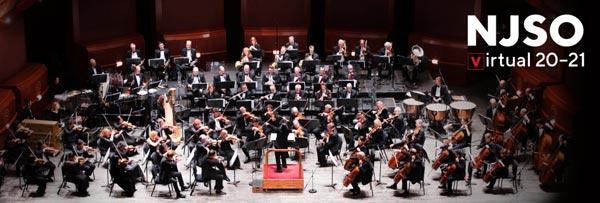 NJSO and DreamPlay Films present Still & Dvorak: An NJSO Concert Film On Jan 14
