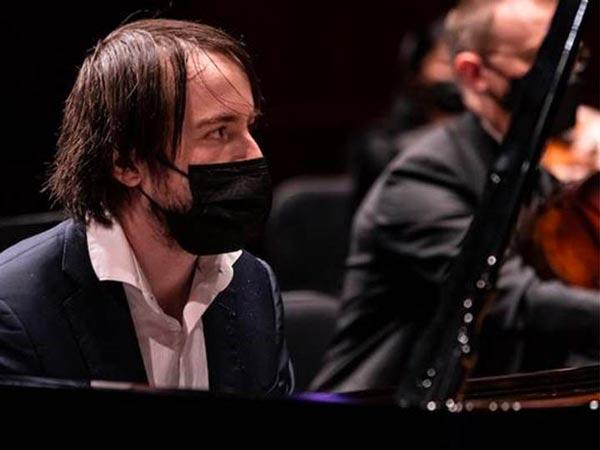 Daniil Trifonov begins NJSO Artist-in-Residence tenure in EMERGE Part 3: An NJSO Concert Film