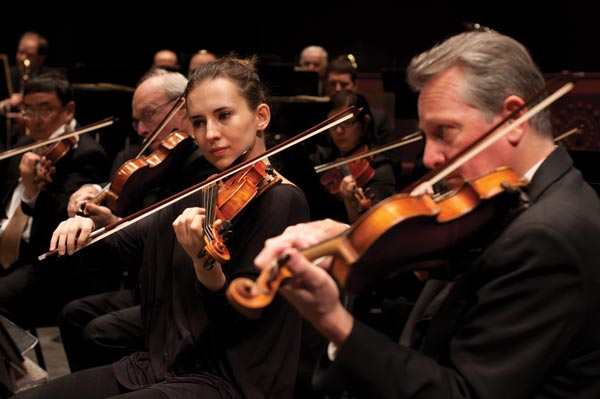 New Jersey Symphony Orchestra presents in-person outdoor chamber music series at The Newark Museum of Art