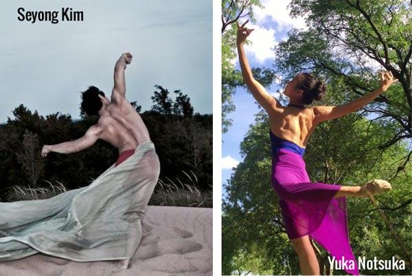"""Nai-Ni Chen Announces Dancers For """"The Bridge"""" February 1-5"""