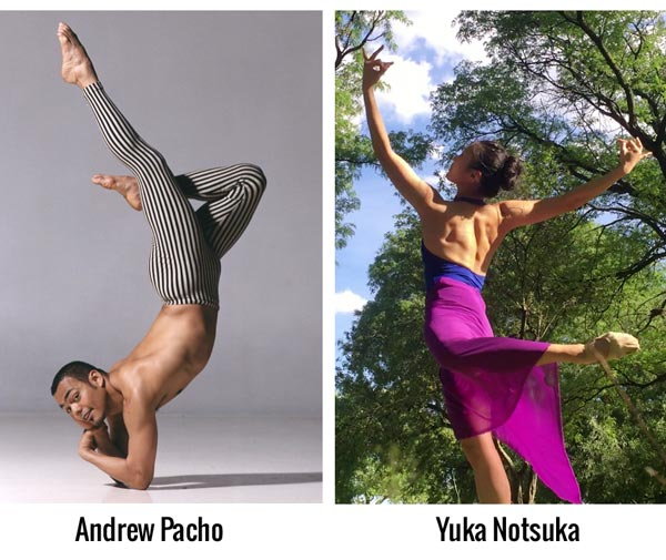 "Nai-Ni Chen Dance Company Announces Dancers For ""The Bridge"" February 23-26"