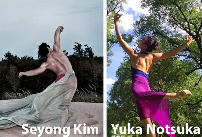 "Nai-Ni Chen Announces Dancers For ""The Bridge"" February 8-12"