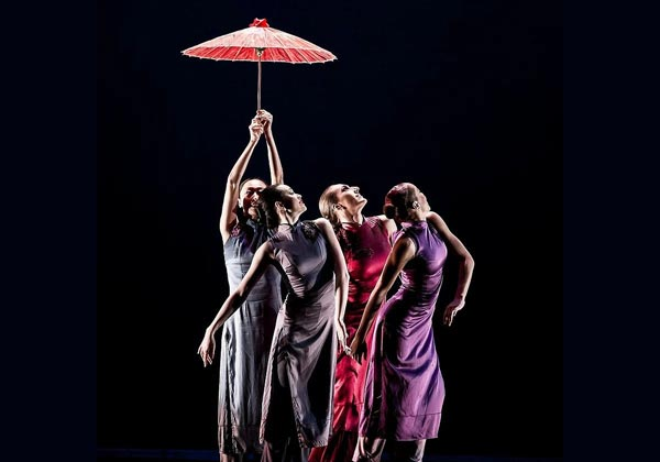 Nai-Ni Chen Dance Company performs in Weehawken on Friday