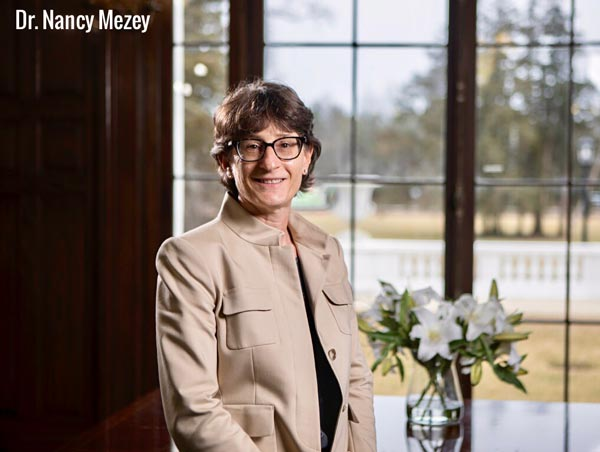 The Garden State Philharmonic Welcomes Monmouth   University's Dr. Nancy Mezey as President of its Board