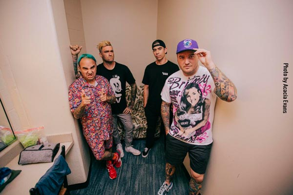 New Found Glory Release New Record and Announce Tour Dates