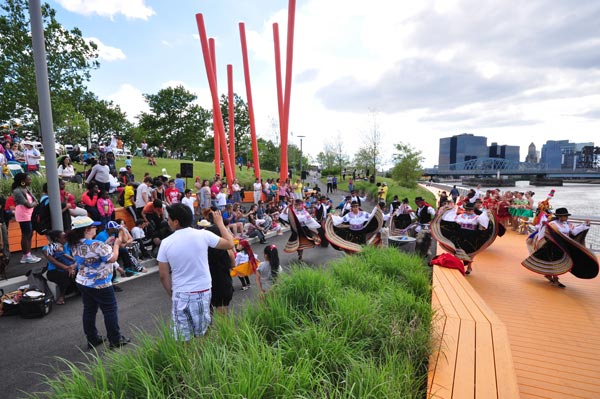 """Newark Launches """"Summer Fun In The Park"""""""