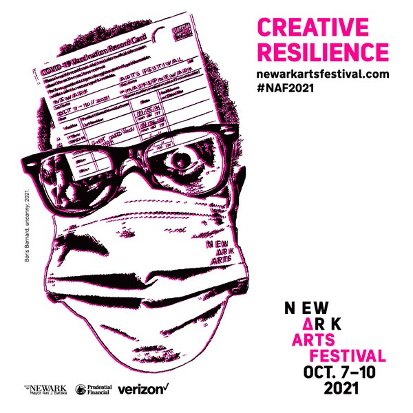 Newark Arts Festival Will Celebrate 'Creative Resilience' This Fall