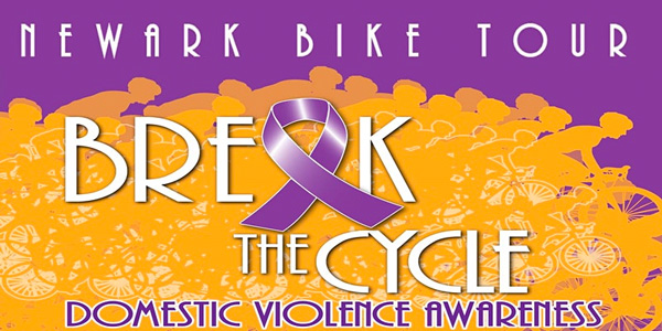 Newark To Host Annual 18-Mile Bike Tour On Sunday To Break Cycle of Domestic Violence