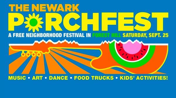 El Newark PorchFest busca artistas, intérpretes y músicos
