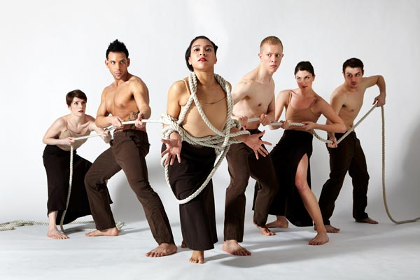 Nimbus Dance Performs Acclaimed Social Justice Initiative, Lynchtown/Thistown In Free Virtual Performance April 24